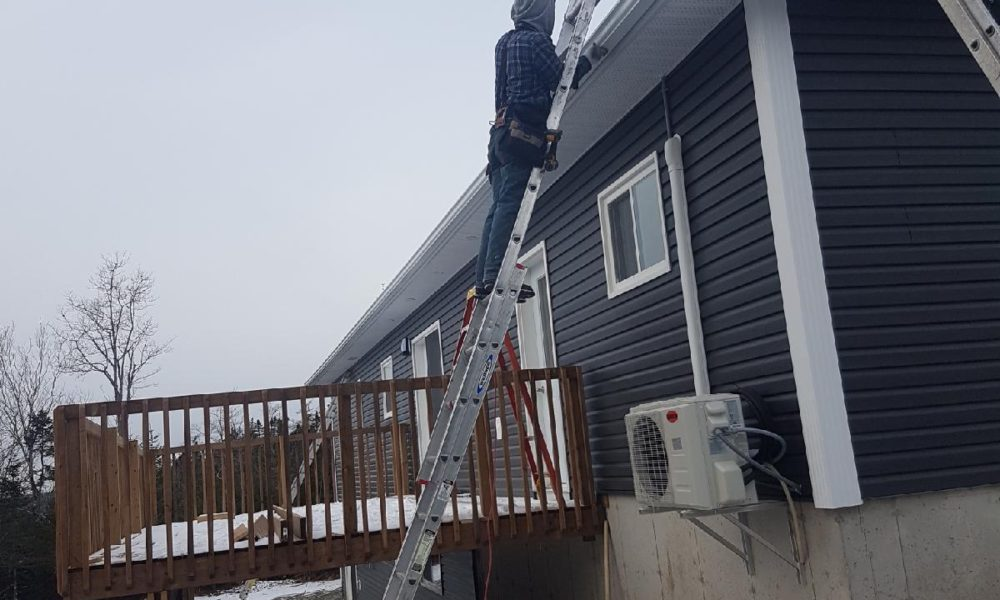 gutter repair halifax